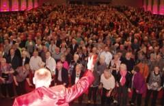 Syng med i Ålborg Kongres Center
