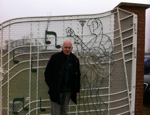 Klaus på Graceland i Randers